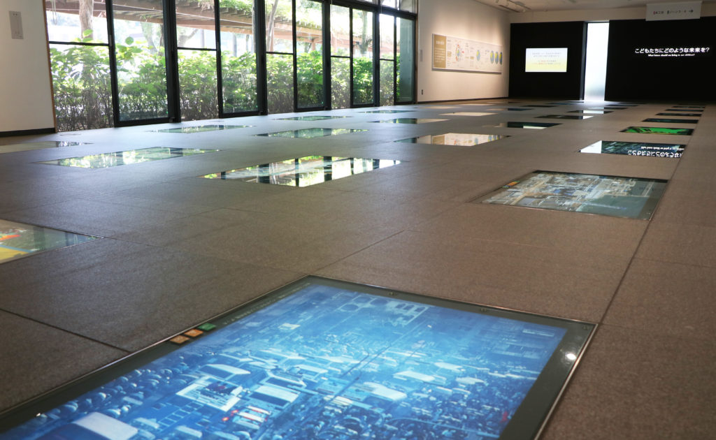 かごしま環境未来館館内ゾーン2